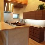 オリジナル食器棚