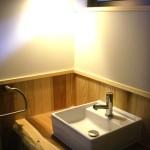 陶製の手洗い器