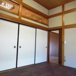 和室を変更