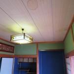 Before 和室天井