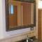 アンティーク調の鏡