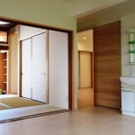 親世帯の寝室と和室